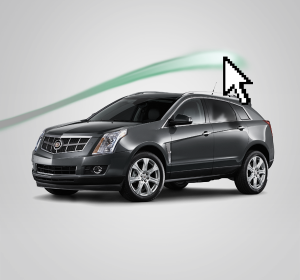 <span>Cadillac SRX – Forever Forward Rich Media Banner</span><i>→</i>