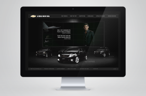 Stirmind - Chevrolet-Bold-New-Era-Microsite