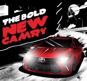 <span>The Bold New Camry &#8211; Digital Comic Book</span><i>→</i>