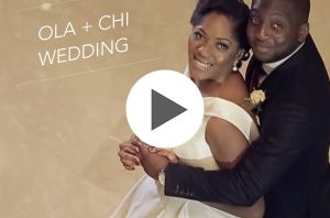 Ola and Chi Wedding